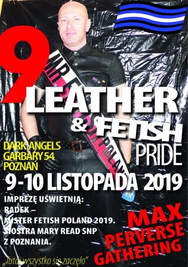 9. LEATHER&FETISH PRIDE