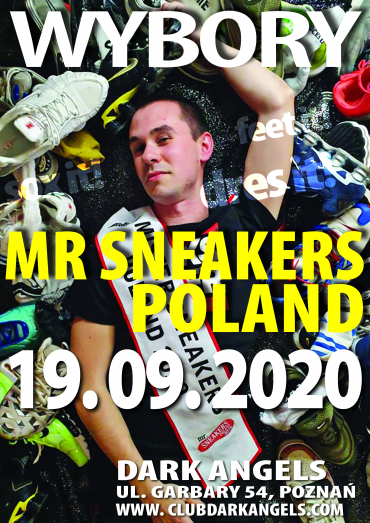 7. WYBORY MR SNEAKERS POLAND 2020