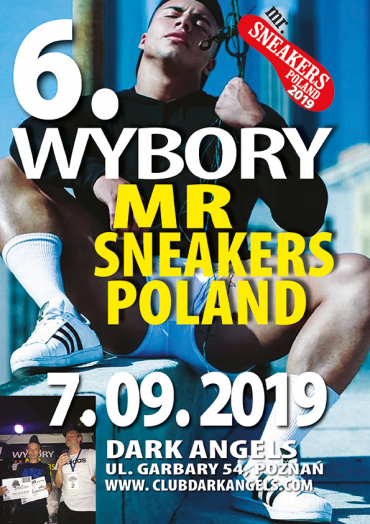 6. WYBORY MR SNEAKERS POLAND 2019