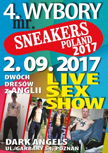 4TH MR SNEAKERS POLAND 2017 CONTEST