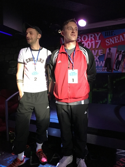 MR SNEAKERS POLAND 2017 WYBRANY!